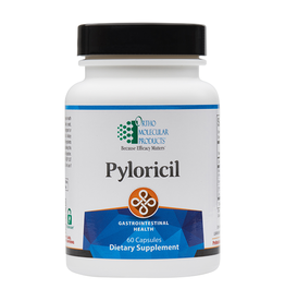 Ortho Molecular Products Pyloricil 60 count