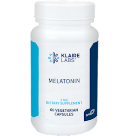 Klaire Labs Melatonin 3 mg 60 caps