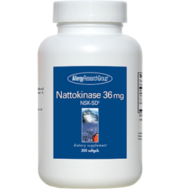 Allergy Research Group Nattokinase 36 mg NSK-SD 300 count