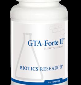 Biotics Research GTA-Forte II 90 count