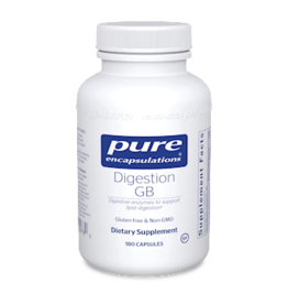 Pure Encapsulations Digestion GB 180 count