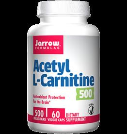 Jarrow Formulas Acetyl L-Carnitine 500 mg 60 caps