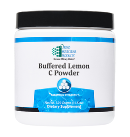 Ortho Molecular Products Buffered Lemon C Powder 10.6 oz.
