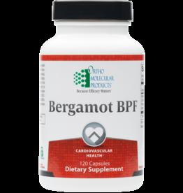 Ortho Molecular Products Bergamot BPF 120 count