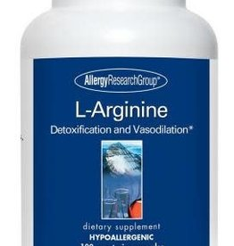 Allergy Research Group L-Arginine 500 mg 100 count