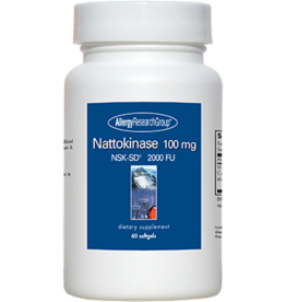 Allergy Research Group Nattokinase 100mg NSK-SD 2000 FU 60 count