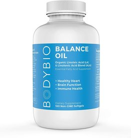 BodyBio BodyBio Balance Oil 180 count