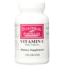 Ecological Formulas Vitamin C from Tapioca 5.2 oz