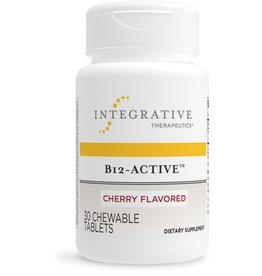 Integrative Therapeutics B12-Active - Cherry Flavored 30 count