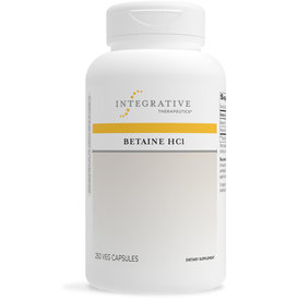 Integrative Therapeutics Betaine HCl 250 count