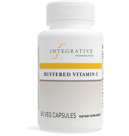 Integrative Therapeutics Buffered Vitamin C 60 count