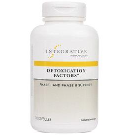 Integrative Therapeutics Detoxication Factors 120 count