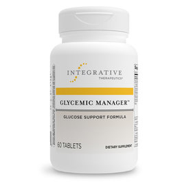 Integrative Therapeutics Glycemic Manager 60 count