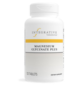 Integrative Therapeutics Magnesium Glycinate Plus 120 count