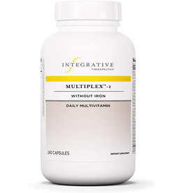 Integrative Therapeutics Multiplex-1 without Iron 240 count