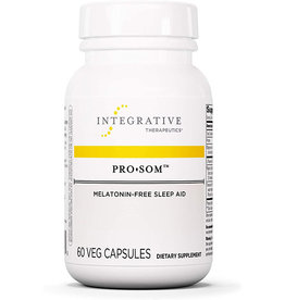 Integrative Therapeutics PRO SOM 60 veg caps