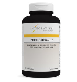 Integrative Therapeutics Pure Omega HP 120 count