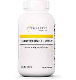 Integrative Therapeutics Testosterone Formula 90 count
