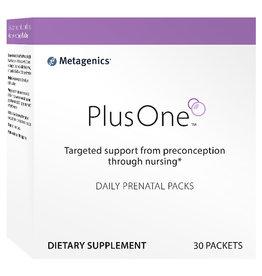 Metagenics Plus One Daily Prenatal Packs 30 count