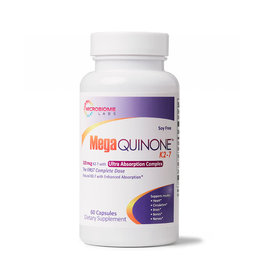 Microbiome Labs MegaQuinone K2-7 60 count