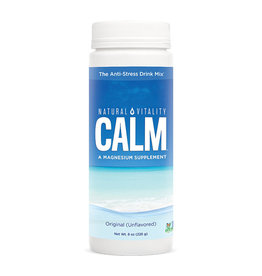 Natural Vitality Natural Calm-Unflavored 8 oz.