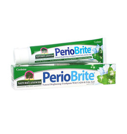 NATURE'S ANSWER PerioBrite CoolMint Toothpaste