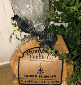 Thompson's Candle Co Scented Crumbles-Breakfast on the Farm