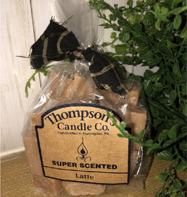 Thompson's Candle Co Scented Crumbles-Latte