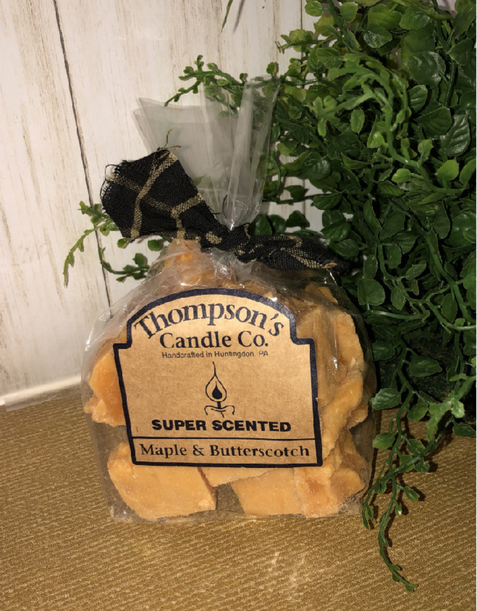 Thompson's Candle Co Scented Crumbles-Maple & Butterscotch-Thompson's Candle Co. | SASS Boutique