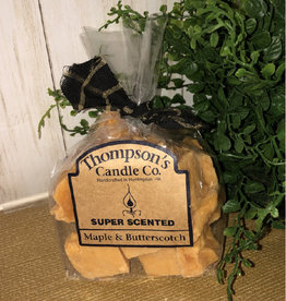 Thompson's Candle Co Scented Crumbles-Maple & Butterscotch