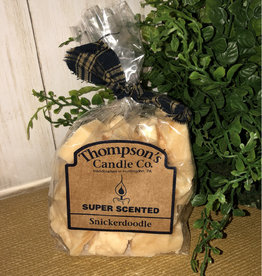 Thompson's Candle Co Scented Crumbles-Snickerdoodle
