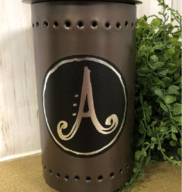 Monogram Tart Wax Crumble Warmer
