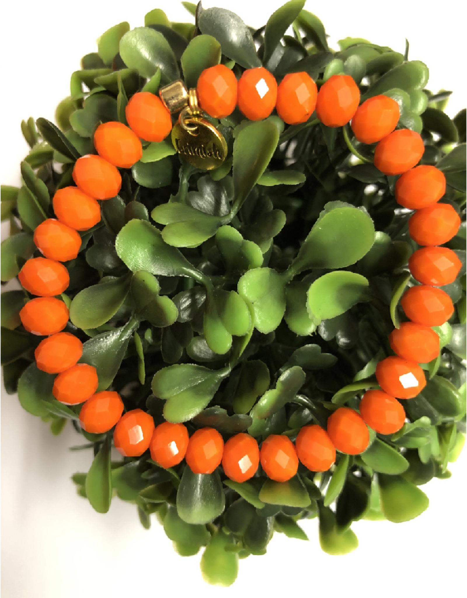Erimish Crush Orange Erimish Bracelet