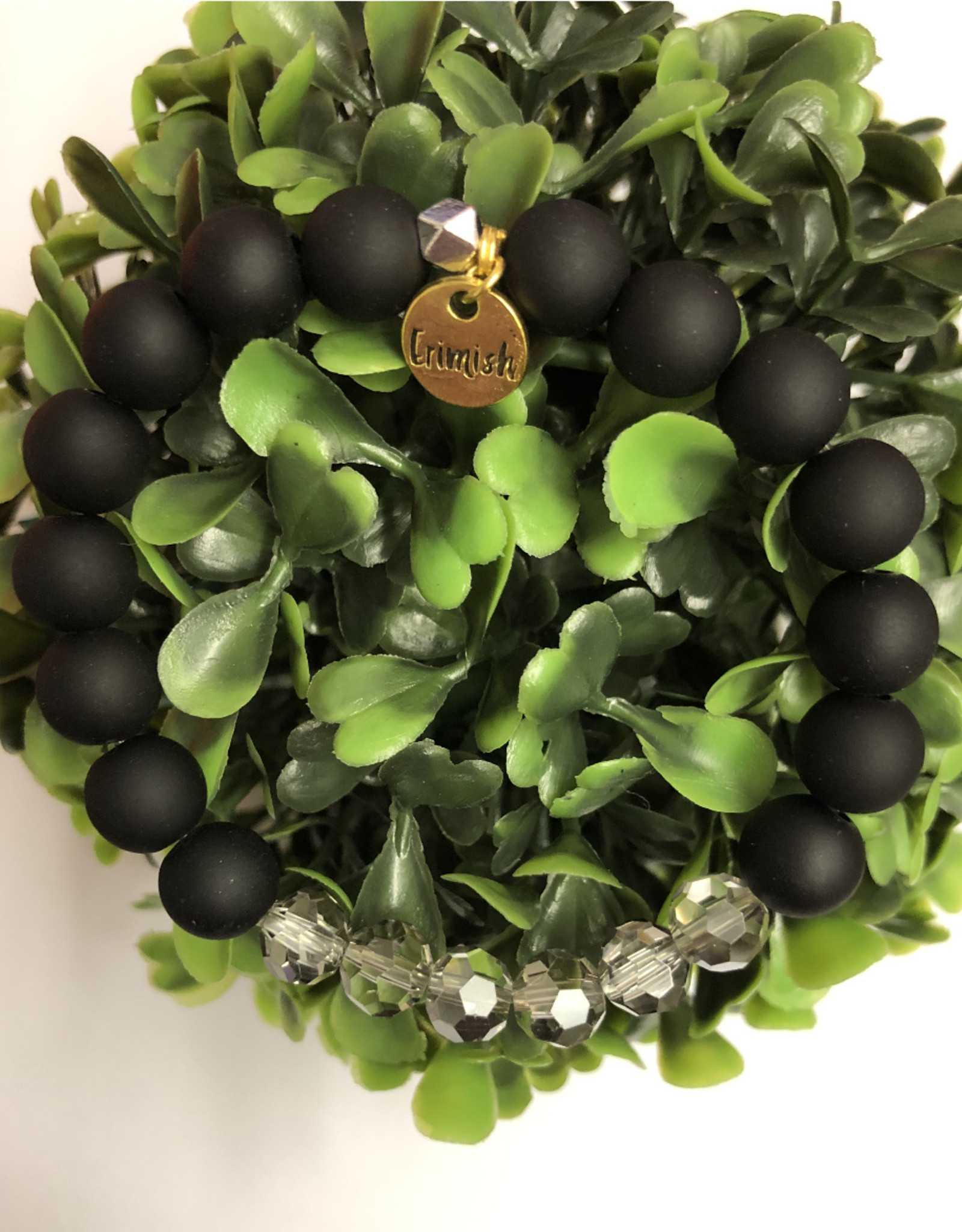 Erimish Willow Black Erimish Bracelet