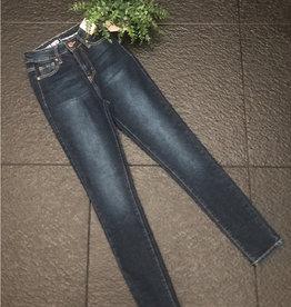 YMI High Rise Skinny Jeans - Dark Denim
