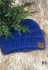 CC Beanie Cable Knit CC Beanie HAT-20
