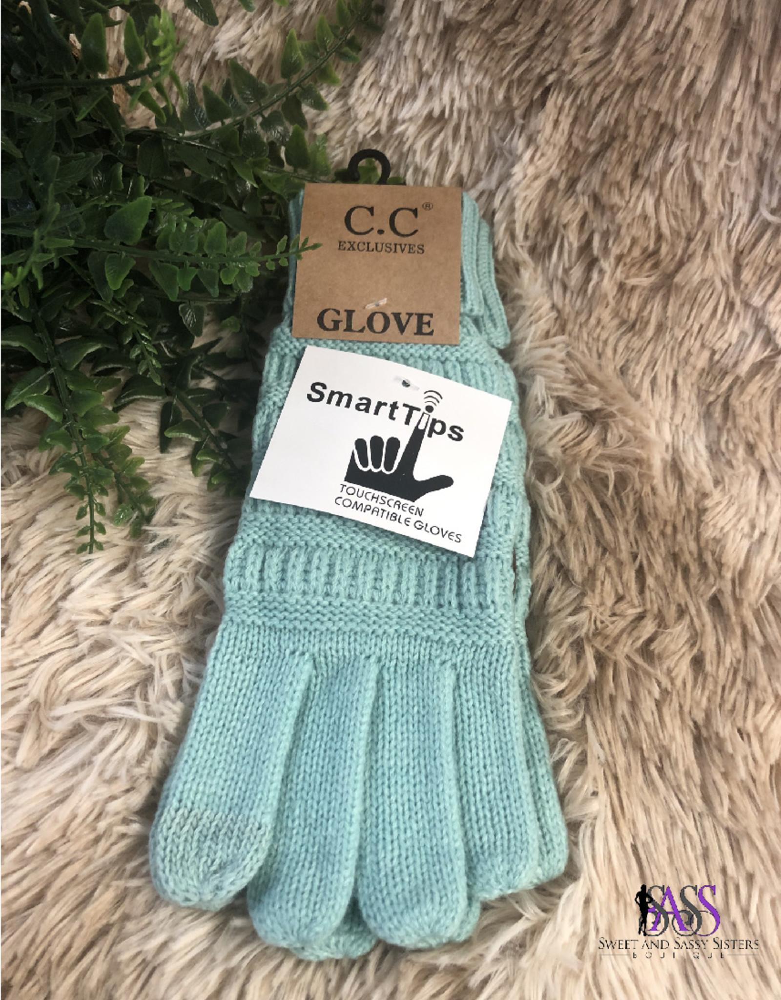 CC Beanie CC Beanie Knitted Gloves G20