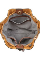 SASS Boutique Exclusive Black Monogrammable Bucket