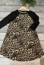 SASS Boutique Exclusive Animal Print Dress