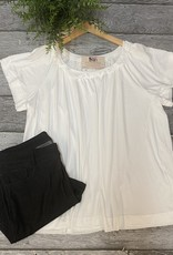 SASS Boutique Exclusive Short sleeve Top