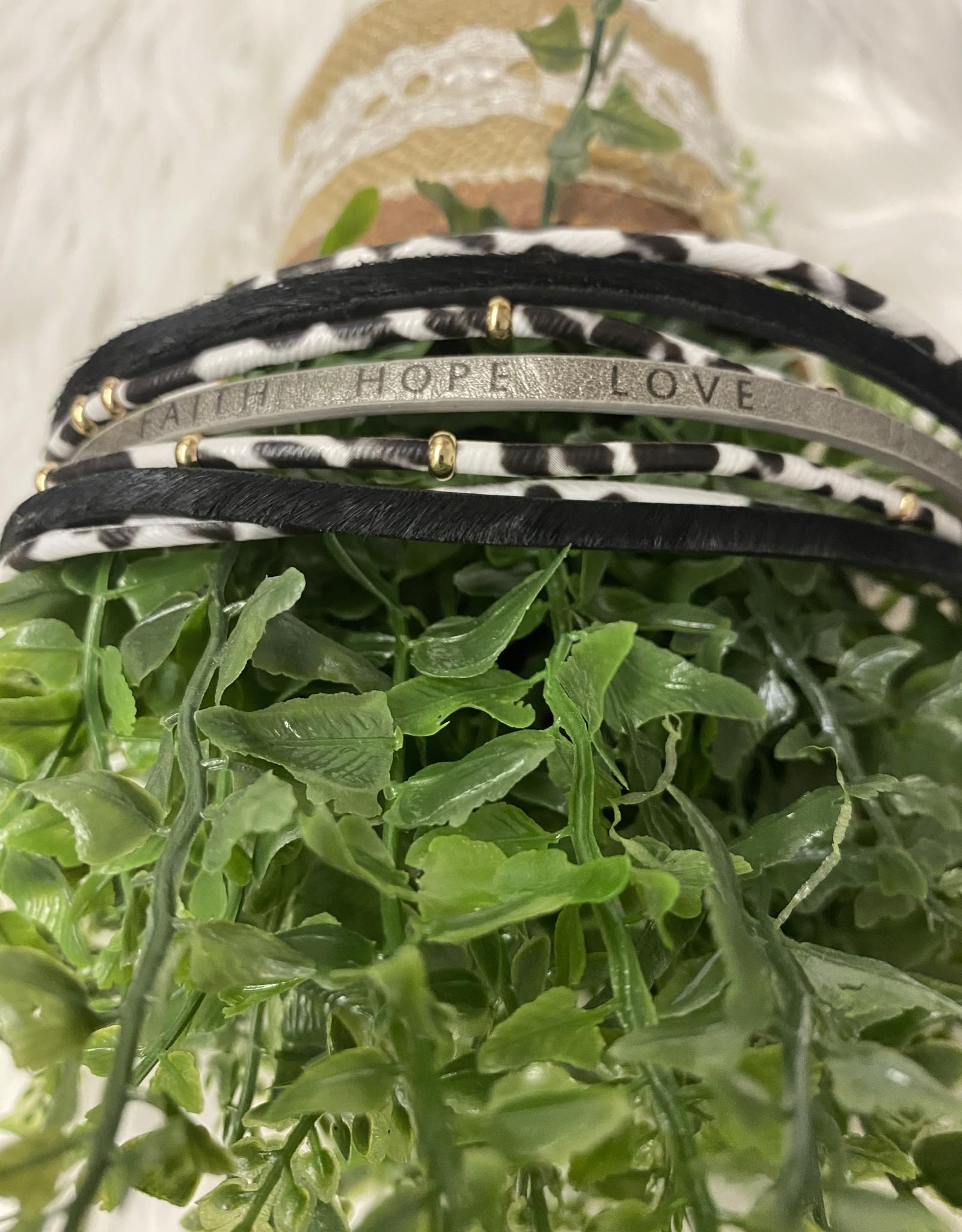 SASS Boutique Exclusive Hope Love Bracelet