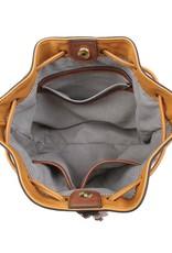 Monogrammable Bucket Bag