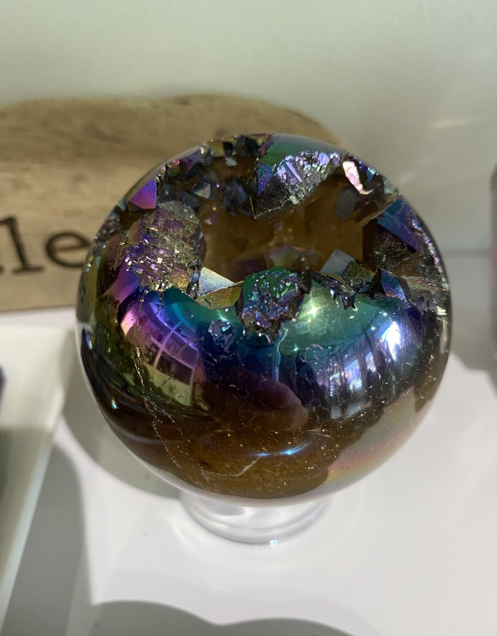 Titanium Aura Shpere