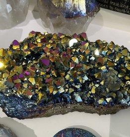 Titanium Aura Cluster