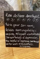 Rose de France Amethyst Uraguay