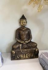 "The Rock Box Buddha 8"" seated"