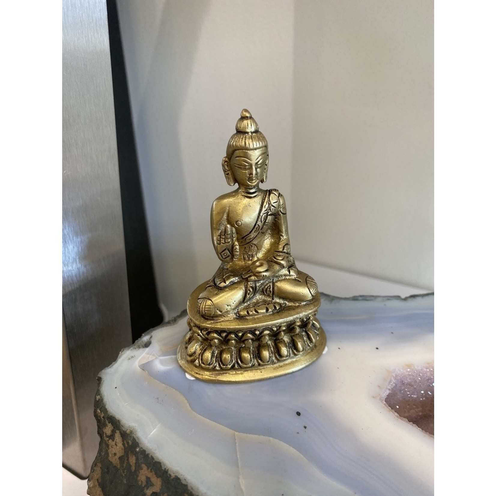 """Protection Buddha 3.5"""""""