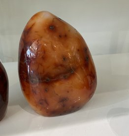 From The Mines Carnelian Free Form