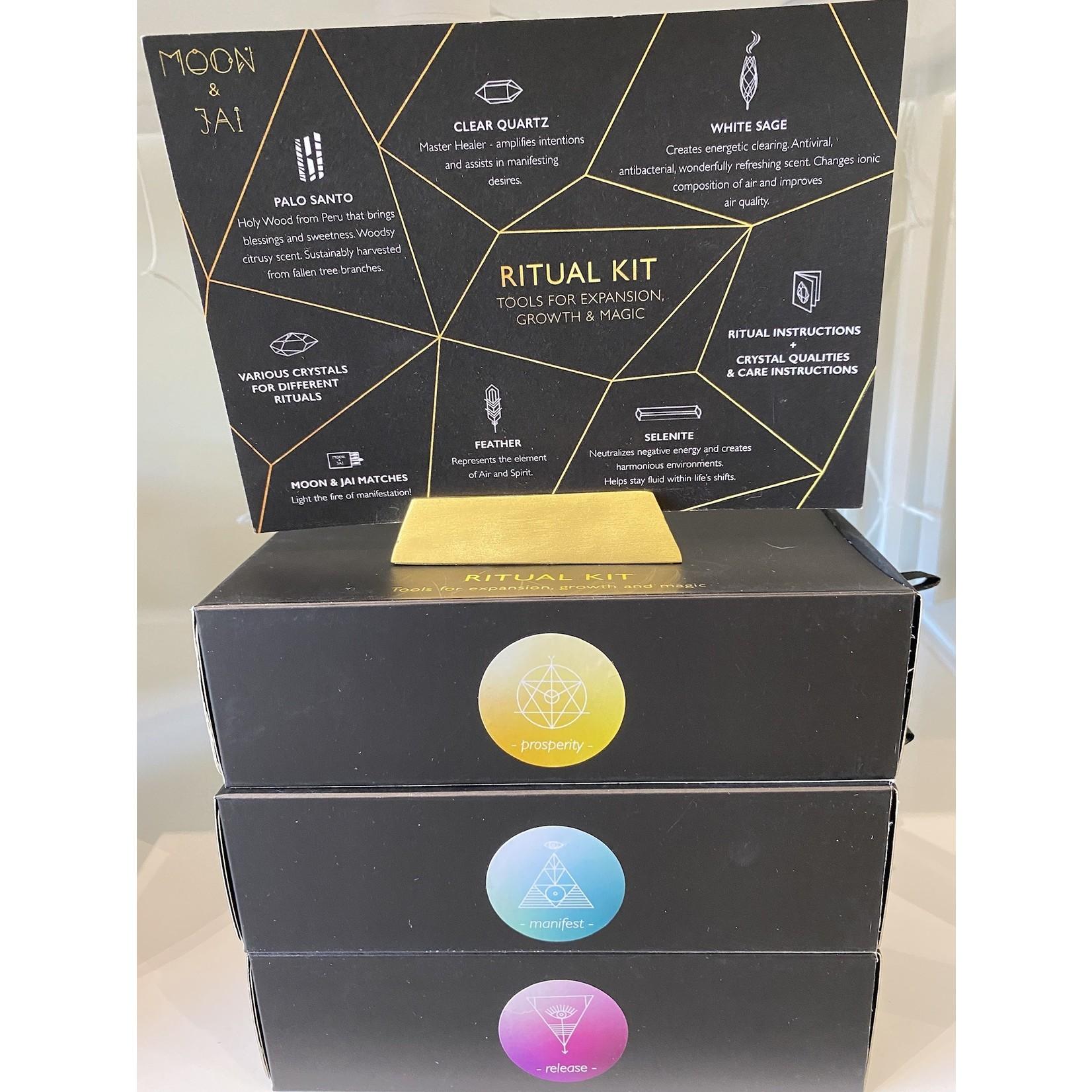 Moon & Jai Ritual Kits/ Tools for expansion, growth, & magic
