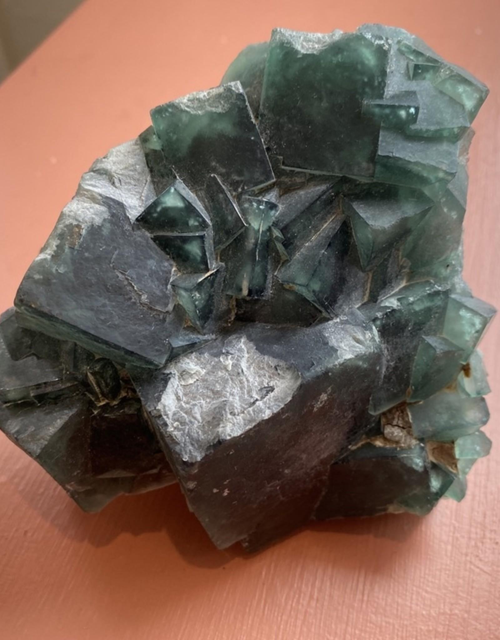 Fluorescent Fluorite